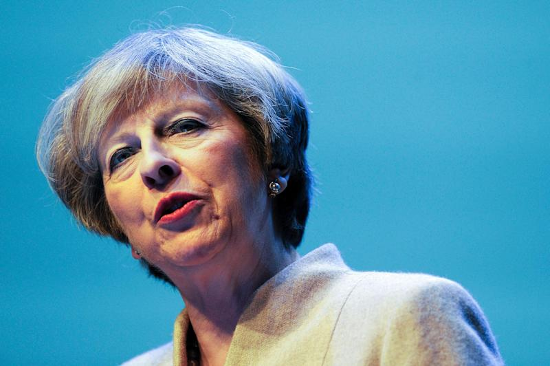 A BMG poll showed that 38 per cent of the public approved of the way the Prime Minister has handled Brexit up to now, with 33 per cent disapproving: Getty