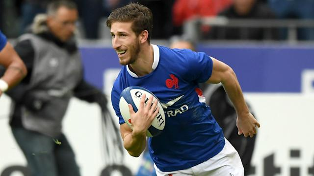 Vincent Rattez, a try-scorer against England, will play no further part in the Six Nations for France.