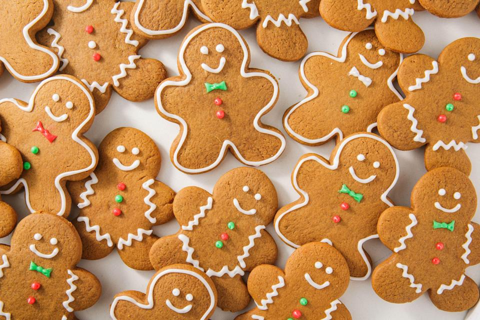 """<p>Cookies are pretty much the best part of Christmas, right? Whether you're making them for a party, Santa, or just a cozy night in by the fireplace, there's always a reason to whip up a batch of cookies during the holidays. Want even more easy cookie ideas? <a href=""""https://www.delish.com/holiday-recipes/christmas/g3107/sugar-cookies/"""" rel=""""nofollow noopener"""" target=""""_blank"""" data-ylk=""""slk:Sugar cookies"""" class=""""link rapid-noclick-resp"""">Sugar cookies</a> allow you to cook and decorate on your time schedule, <a href=""""https://www.delish.com/holiday-recipes/christmas/g1255/no-bake-cookie-truffles/"""" rel=""""nofollow noopener"""" target=""""_blank"""" data-ylk=""""slk:no-bake cookies"""" class=""""link rapid-noclick-resp"""">no-bake cookies</a> save space in the oven, and these <a href=""""https://www.delish.com/holiday-recipes/christmas/g29394032/keto-christmas-cookies/"""" rel=""""nofollow noopener"""" target=""""_blank"""" data-ylk=""""slk:keto cookies"""" class=""""link rapid-noclick-resp"""">keto cookies</a> will cover the diet crowd. Problems solved.</p>"""