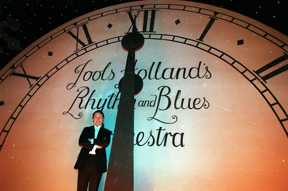 Jools Holland Annual Hootenanny, London, Britain - Dec 2000, Jools Holland Annual Hootenanny - London Britain (Photo by Brian Rasic/Getty Images)