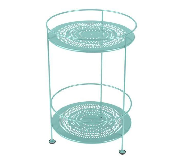 Pottery Barn's Guinguette Side Table, available now as part of the retailers