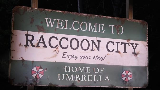 Resident Evil: Welcome to Raccoon City. (Sony Pictures via Instagram @residentevil)