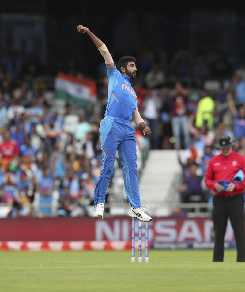 Sharma First Man To 5 World Cup Tons As India Tops Standings