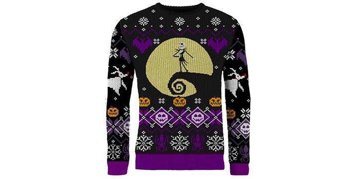 Nightmare Before Christmas Sweater (Photo: Merchoid)