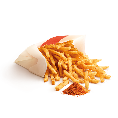 From 31 December onwards, Mala McShaker Fries will be available at McDonald's Singapore restaurants.