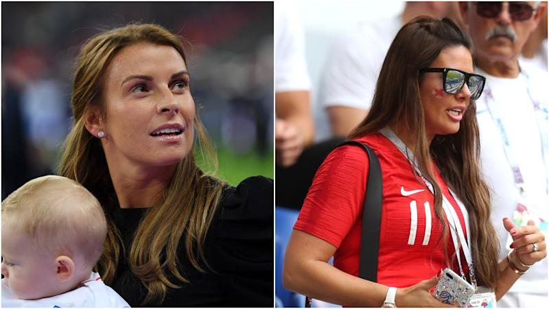 WAGs at War - Coleen Rooney and Rebekah Vardy embroiled in Twitter row