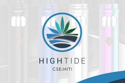 High Tide Inc. (CNW Group/High Tide Inc.)