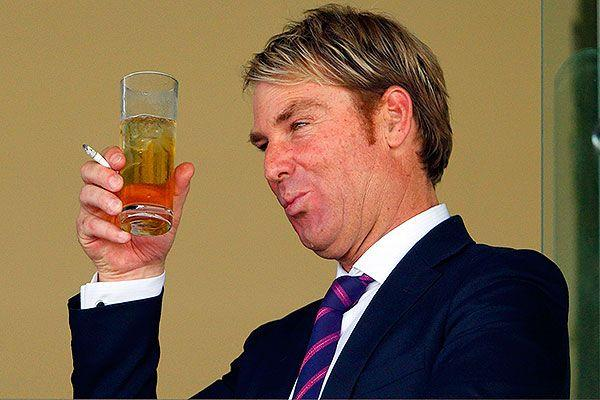 Shane Warne. Photo: Getty Images