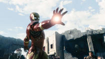 <p>The first of the MCU franchise films, Robert Downey Jr.'s charismatic, egotistical billionaire philanthropist was a sizeable hit that kick-started the Marvel machine. Boasting two sequels, this tale of Tony Stark's ascension as Iron Man set the benchmark for all future entries in the long-running series. </p>