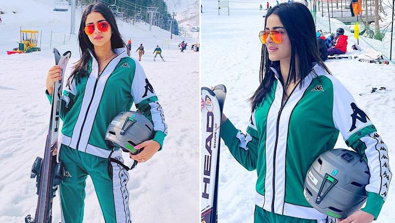 Ananya Panday Goes Skiing In The Snow-Clad Niseko! Check Out More Pics From Actress' Japanese Vacation