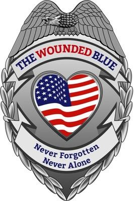 The Wounded Blue is the only national organization dedicated to assisting frontline officers injured in the line of duty.