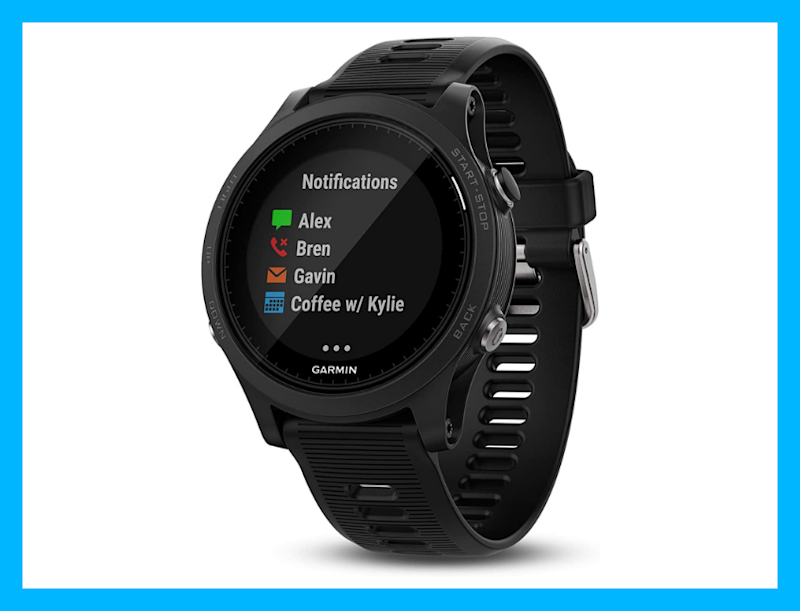 This top-notch fitness smartwatch is $130 off. (Photo: Amazon)