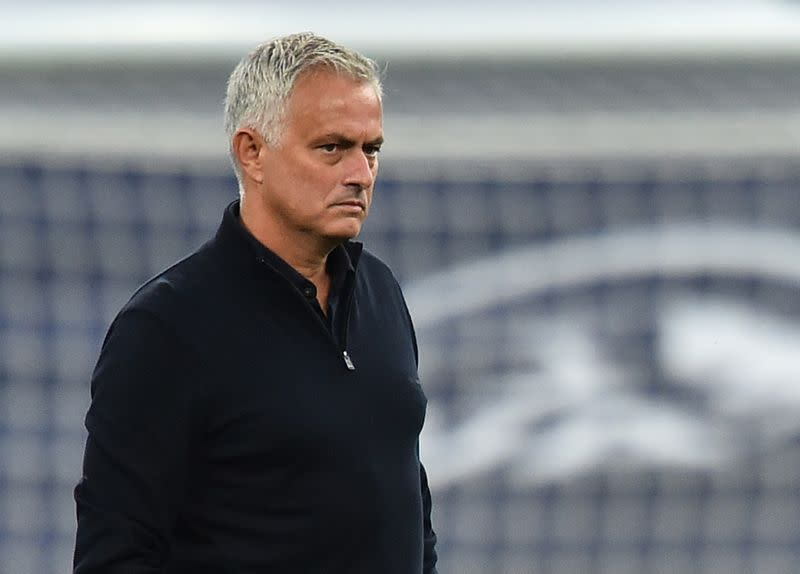 Spurs have too much time between games, says Mourinho