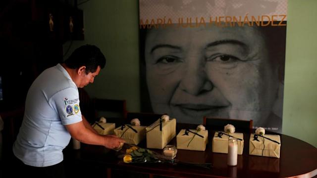 If the Salvadoran Assembly gets its way, the victims of the El Mozote massacre will never have justice.