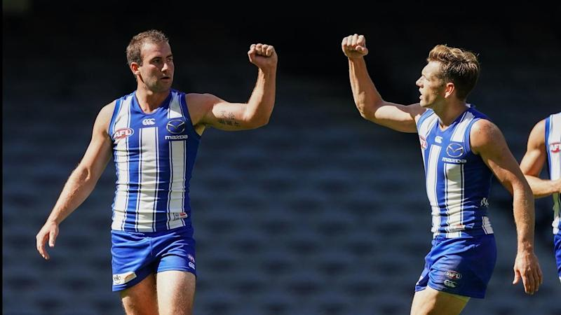 North Melbourne have won a low-scoring AFL season-opening nailbiter against St Kilda by two points