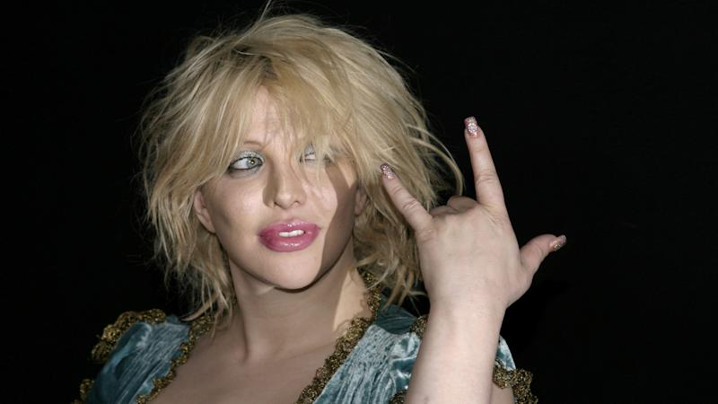Courtney Love warnte schon 2005 vor Harvey Weinstein