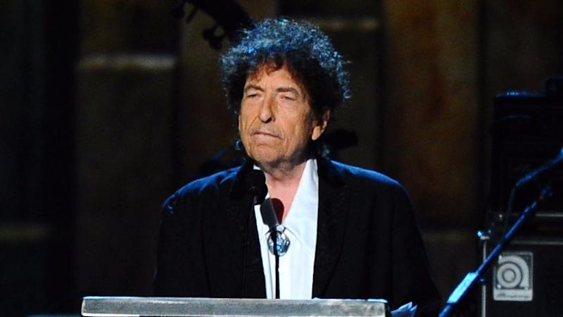 Bob Dylan Receives Nobel Prize in Literature... Finally!