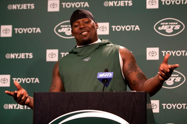 How Steve McLendon's role will evolve after Jets drafted Quinnen Williams