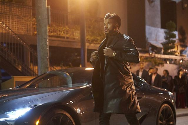 Trevor Jackson in <em>SuperFly.</em> (Photo: Sony)