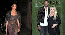 Jordyn Woods, the former best friend of Kylie Jenner, was this year accused of having an affair with Khloe Kardashian's boyfriend Tristan Thompson. It's alleged the pair hooked up at a house party in 2019. Woods spoke out on Jada Pinkett Smith's show <em>Red Table Talk, </em>claiming she was hit with a surprise kiss by Thompson as she left the party the next morning. This was the latest cheating scandal to plague Thompson during his relationship with Khloe and the pair called it quits as a result. Photos: Getty Images