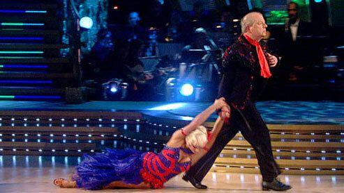 Let's face it, John Sergeant is a very impressive man, but he can not dance. We knew it, the judges knew it and even he knew it. That didn't stop the public voting for him week after week, until he eventually decided to leave of his own accord... but not before dragging Kristina Rihanoff along the floor behind him.