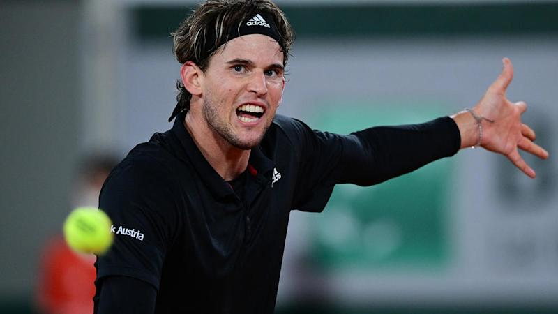 Thiem survives Gaston challenge to reach French Open last eight