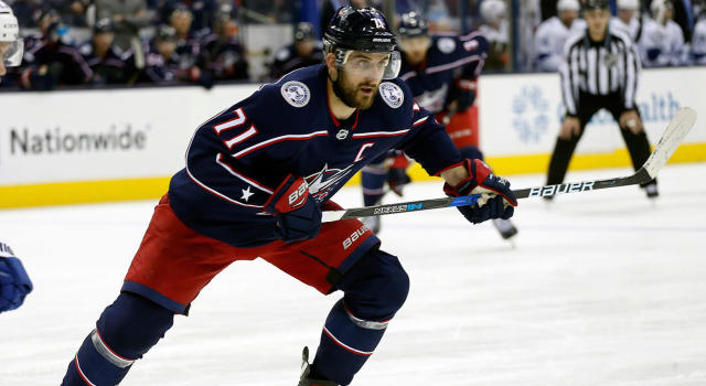 Nick Foligno is one of the few NHL captains left who brings some sandpaper to the equation.(Jay LaPrete/AP)
