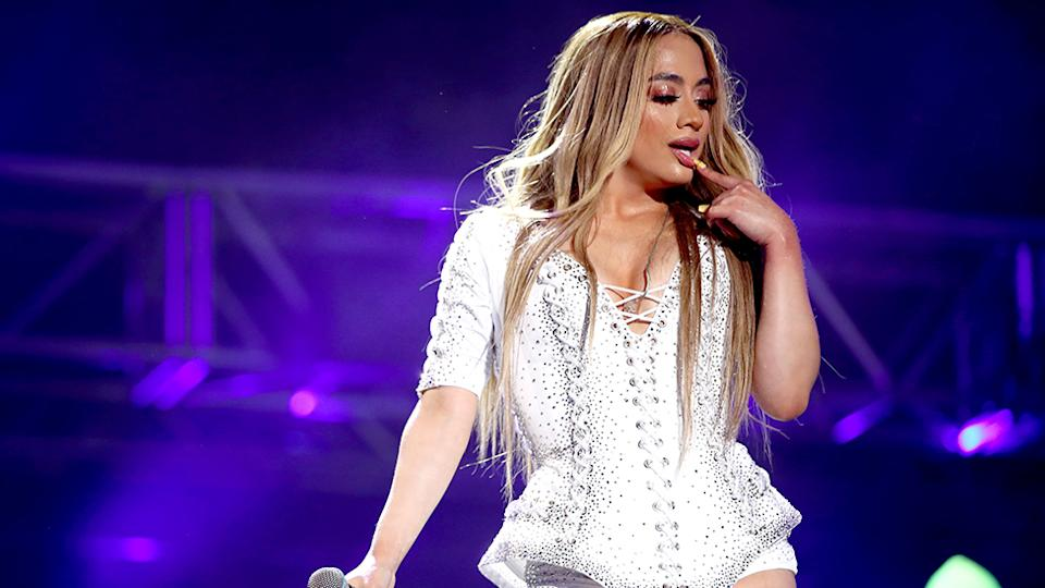 Former Fifth Harmony singer Ally Brooke