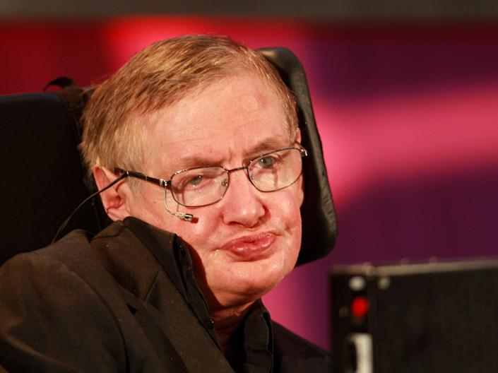 """""""I don't think the human race will survive the next thousand years, unless we spread into space. There are too many accidents that can befall life on a single planet. But I'm an optimist. We will reach out to the stars."""" -- Hawking in the <em>Daily Telegraph</em>"""
