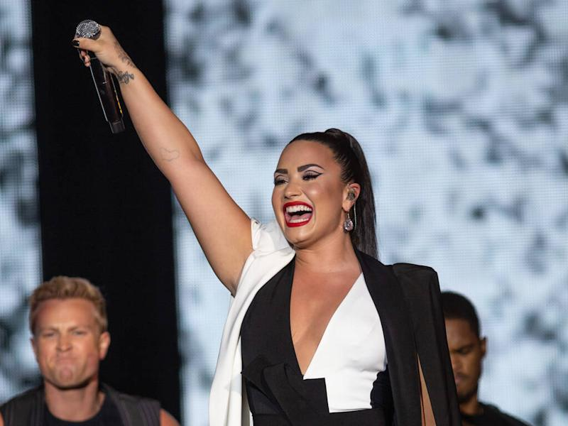 Demi Lovato 'didn't get the help she needed' amid relapse