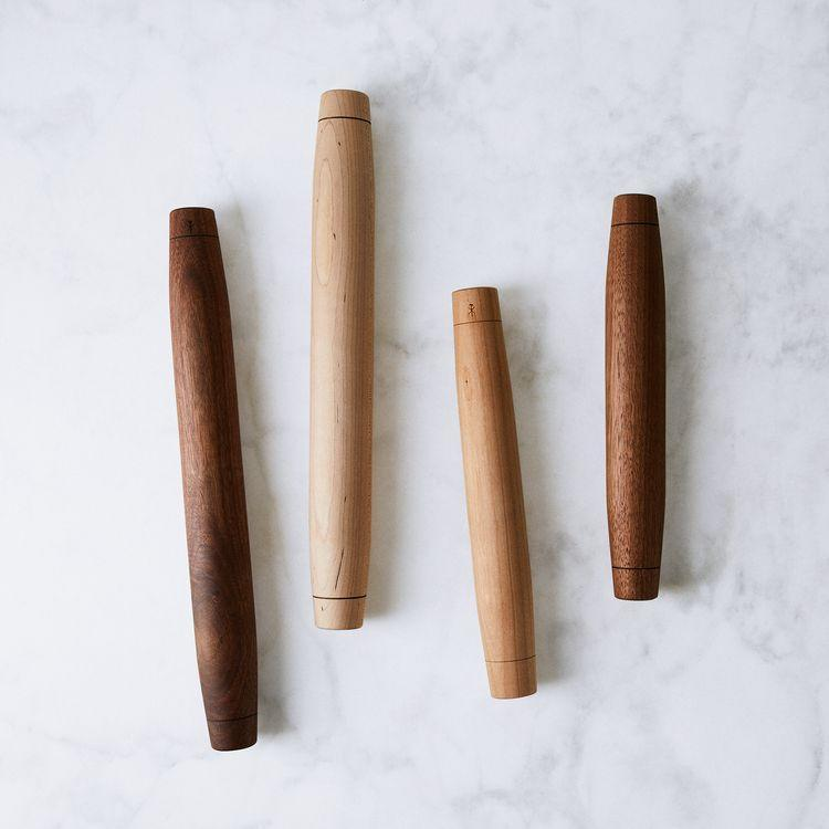 "Even if they can't bake to save their life, your giftee will be pleasantly surprised at the endless possibilities that come with a rolling pin, like tenderizing meat or crushing spices. $56, Foo52. <a href=""https://food52.com/shop/products/6329-reclaimed-wood-rolling-pin"" rel=""nofollow noopener"" target=""_blank"" data-ylk=""slk:Get it now!"" class=""link rapid-noclick-resp"">Get it now!</a>"
