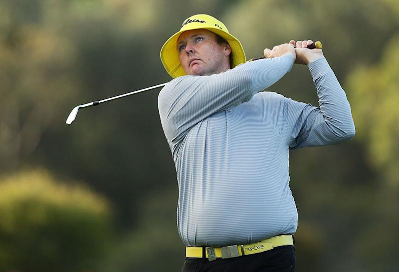 d27881a8e49 Tour players wear yellow ribbons to honor Jarrod Lyle