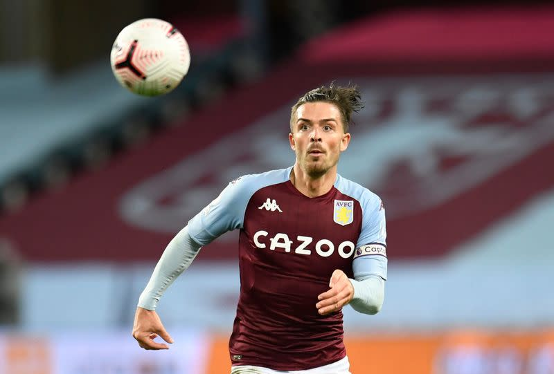 Grealish aiming to be England's game-changer