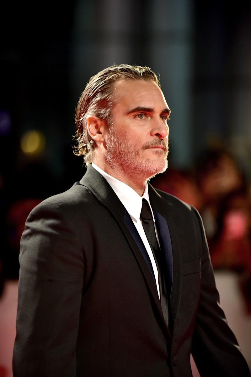 Joaquin at the Toronto International Film Festival, where Joker premiered (Photo: Rodin Eckenroth via Getty Images)