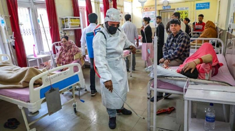 India's COVID-19 Tally Crosses 40,000 With Sharpest Spike of 2,487 New Cases and 83 Deaths in Past 24 Hours