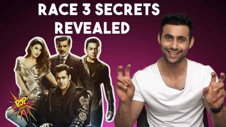 Exclusive Video : Freddy Daruwala Reveals Race 3 Secrets