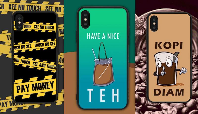 3c23fbfd2d Punny phones: This local brand designs quirky phone cases inspired by Singapore  culture
