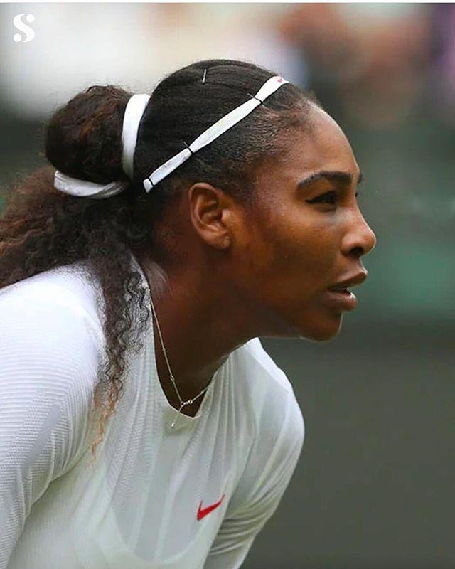 """<p>Be like Serena and employ alllll of the headbands in your workout hair. Secure one around the crown of your head with bobby pins, and you can also use them as hair ties if your hair has lots of curls or volume. </p><p><a href=""""https://www.instagram.com/p/Br5LLHYHd8q/?utm_source=ig_embed&utm_campaign=loading"""" rel=""""nofollow noopener"""" target=""""_blank"""" data-ylk=""""slk:See the original post on Instagram"""" class=""""link rapid-noclick-resp"""">See the original post on Instagram</a></p>"""