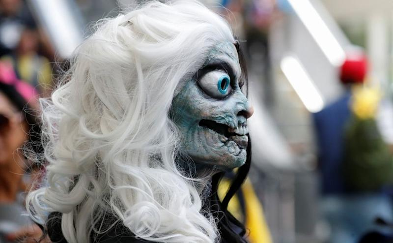 Cosplay is one of the most significant elements of the Comic-Con. The Saturday of the four-day long festival is known to feature some of the best costumes of the event. Reuters/ Mike Blake