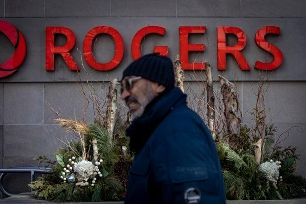 Rogers is one of the three biggest telecommunications providers in Canada.