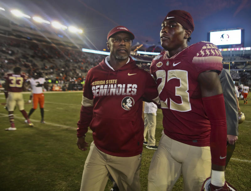 Willie Taggart to become next coach at Florida Atlantic