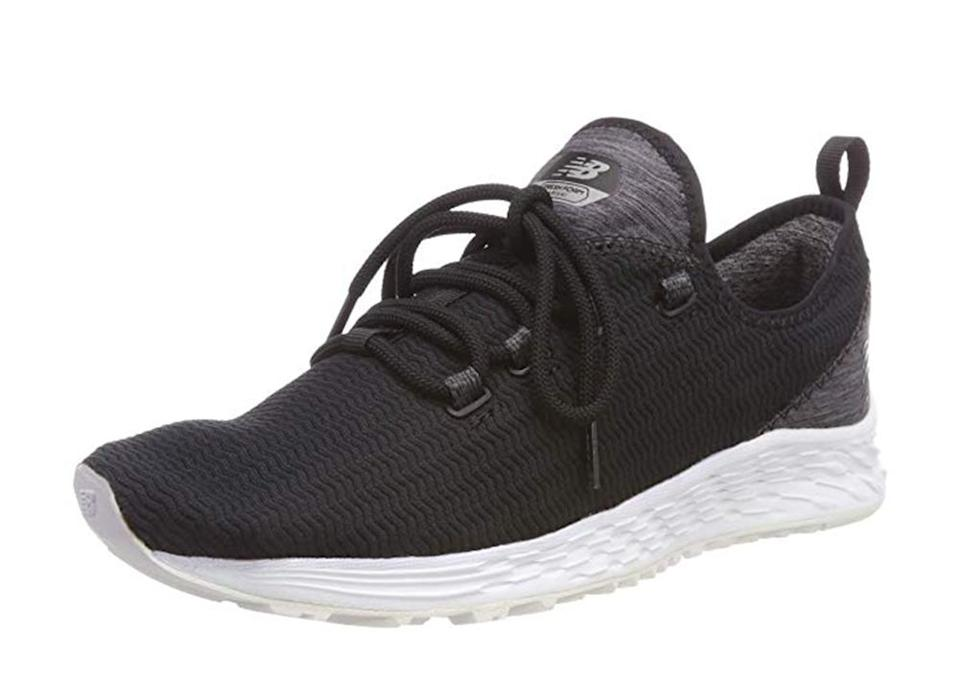 Made for running, these cushy sneakers will feel like you're walking on air even on the longest walks. (Photo: Amazon)