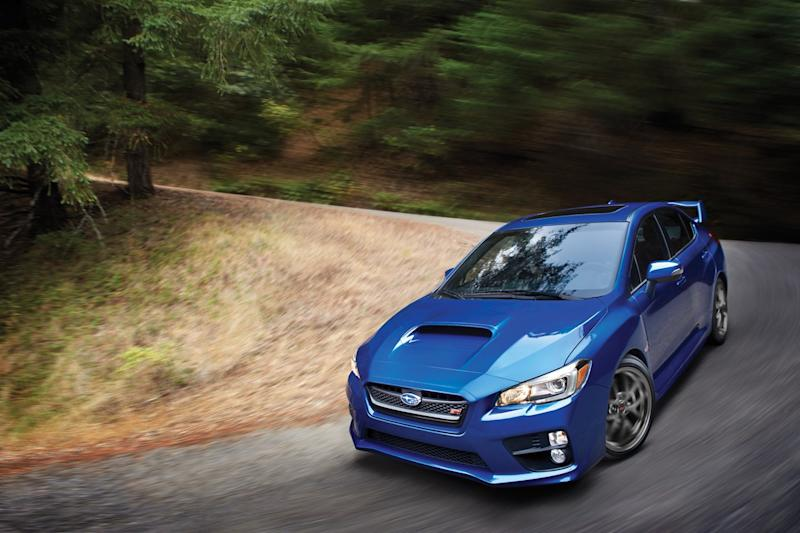 Why A New Version Of Subaru S Wrx Sti Is At Least Four Years Away