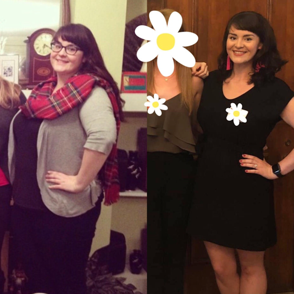 "<p>Reddit user PizzaDaughter's transformation is about so much more than the numbers on the scale.</p> <p>""When I look at...old pictures, [I see] how much I struggled with my weight and the negative impact it had on my life,"" <a href=""https://www.reddit.com/r/progresspics/comments/c8887z/f3157_283163120lbs_15_months_cico_has_made_group/"" target=""_blank"">she wrote on Reddit</a>. </p> <p>It took 15 months for this user to lose 120 pounds and she credits her success to the <a href=""https://www.shape.com/healthy-eating/diet-tips/10-best-diet-programs"" target=""_blank"">CICO diet</a>, otherwise known as the Calories In Calories Out diet. ""Losing so much weight hasn't been easy [but] it also has not been as hard as I feared,"" she wrote. ""CICO is simple. Maintaining the discipline to plan my meals and log my food for 15 months has been the hard part. It's been worth the sacrifice so far."" (Check out this guide on <a href=""https://www.shape.com/weight-loss/tips-plans/how-cut-calories-lose-weight-safely"" target=""_blank"">How to Safely Cut Calories to Lose Weight</a>.)</p> <p>While her appearance has obviously changed, she says it's her emotional progress that's been the most gratifying. ""Internally, I feel like a completely different person,"" she wrote. ""I have so much energy [and] gained so much confidence in my ability to accomplish my goals."" </p>"