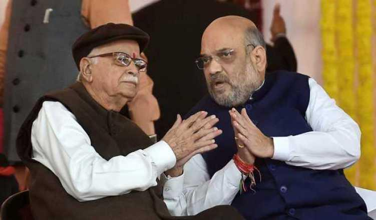Amit Shah leaves Advani behind in Gandhinagar record margin