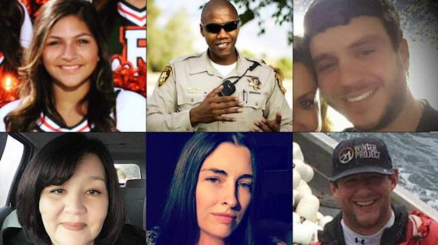 What We Know About The Las Vegas Shooting Victims