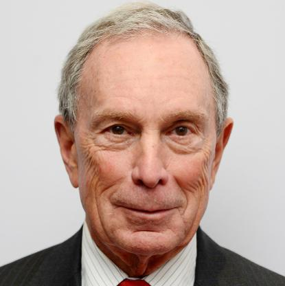 <p>Rank 8, Michael Bloomberg, Net Worth: $46.8 billion, Age: 75, Source: Bloomberg LP </p>