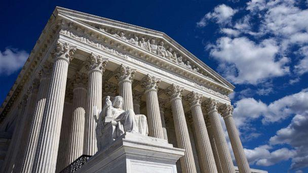 PHOTO: The U.S. Supreme Court Building is seen in Washington, April 19, 2018. (Robert Alexander/Getty Images, FILE)