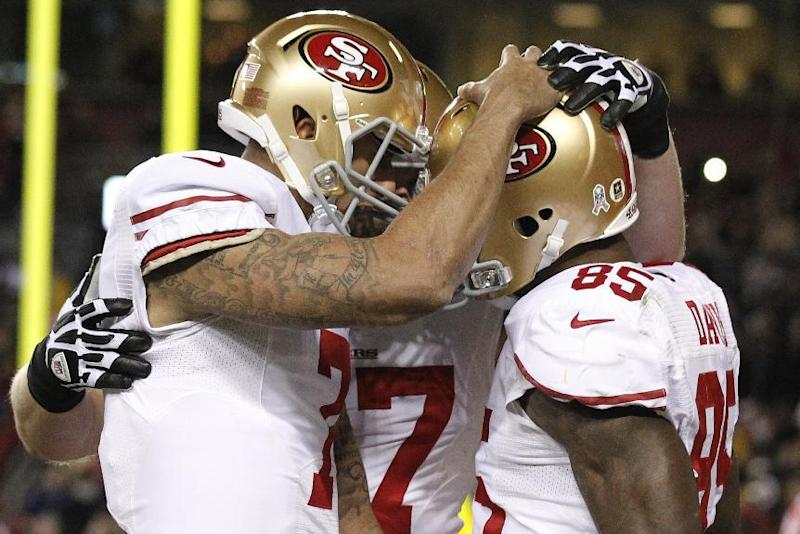 49ers' Crabtree prepares for possible season debut