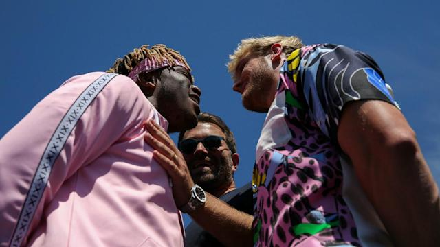 Soon the talking will stop, but for now enjoy these tidbits from the long-running feud between YouTube stars KSI and Logan Paul.